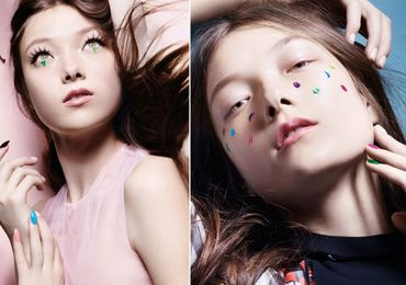 Editorial Vogue China April 2015 by Liz Collins