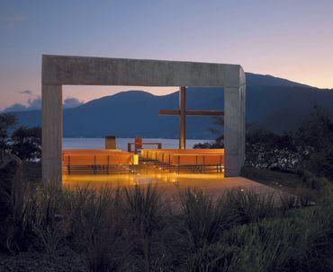 Cardedeu Chapel du Lac Coalepeque, El Salvador, un projet signé EMC Arquitectura.