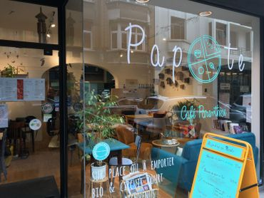Le café Papote à Namur a comme objectif le zéro déchet