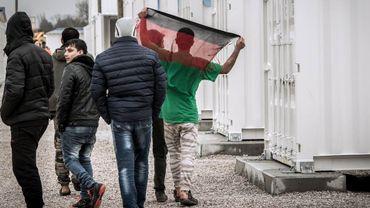 Selon les associations sur place, près de 3500 réfugiés sont dans la Jungle de Calais