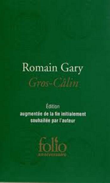 « Gros-câlin » de Romain Gary – Ed Folio