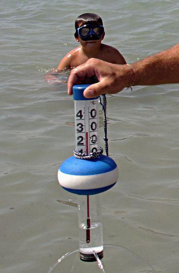 Le réchauffement de la méditerranée