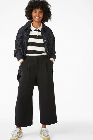 Wide leg trousers - €30