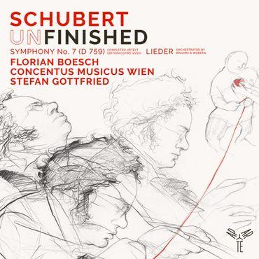 Florian Boesch - La symphonie inachevée de Schubert