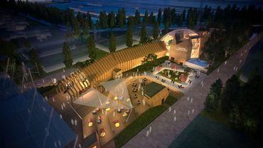 Le Pavillon belge à l'Exposition universelle de Milan