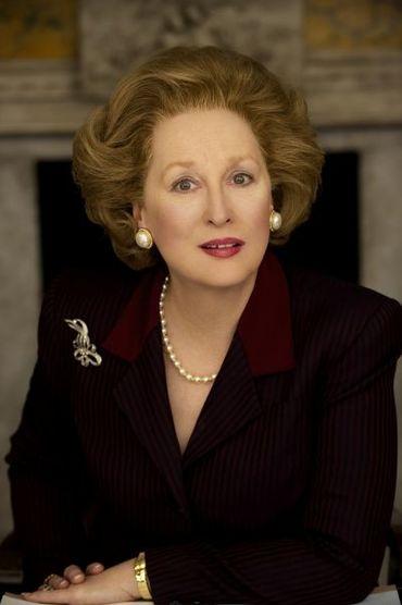 "Meryl Streep, ""La Dame de fer"""