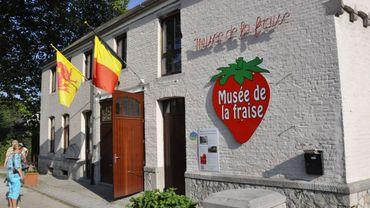 Le Musée de la Fraise de Wépion