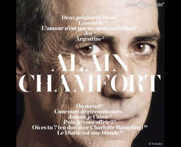 "Alain, Chamfort, ""Alain Chamfort"" (PIAS Le Label/PIAS)"