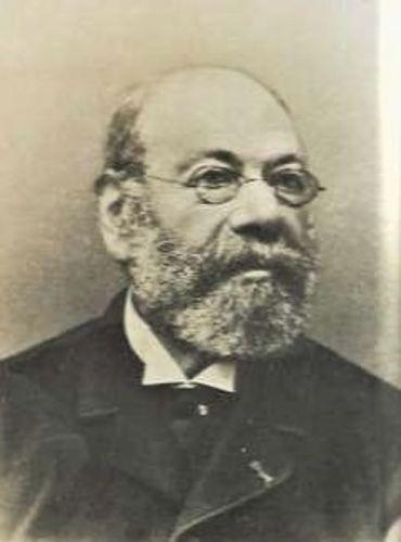 Jacques (Jacob) Weiner, concepteur du premier timbre belge