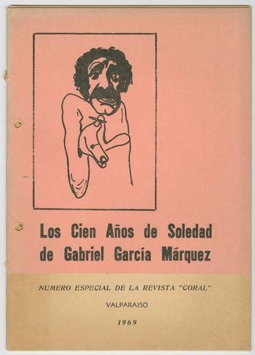 """Coral, No. 9, """"Los Cien Años de Soledad de Gabriel García Márquez"""" (reviews of Cien años de soledad)"""