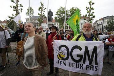 Les opinions publiques de plusieurs pays européens sont très réticentes envers les OGM