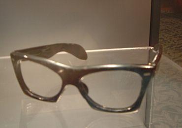 Les lunettes de Buddy Holly