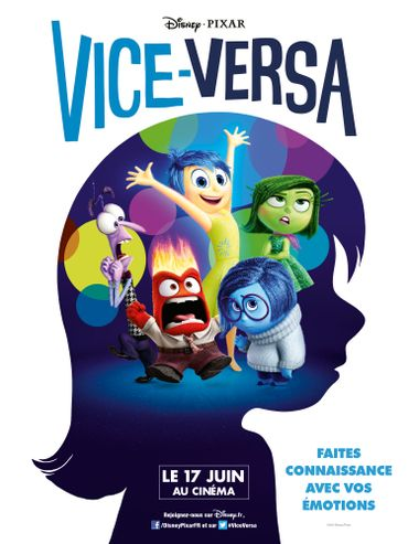 Vice-versa, le nouveau Pixar