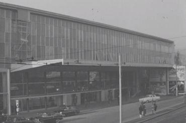 À quoi ressemblait la gare de Liège-Guillemins en 1958
