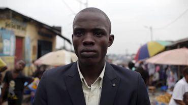 Daniel Aloterembi, 25 ans et étudiant en dernière année à l'IFASIC