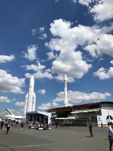 Salon du Bourget 2019: petit à petit, l'électricité augmente sa présence dans l'aéronautique