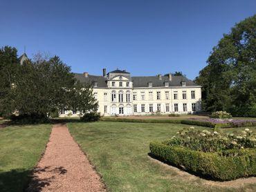 Le château de Bois-Seigneur-Isaac