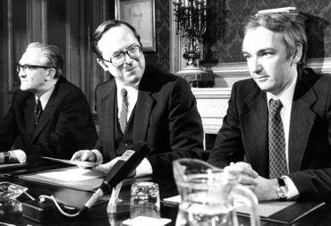 Entrée dans le gouvernement Martens II, 1980