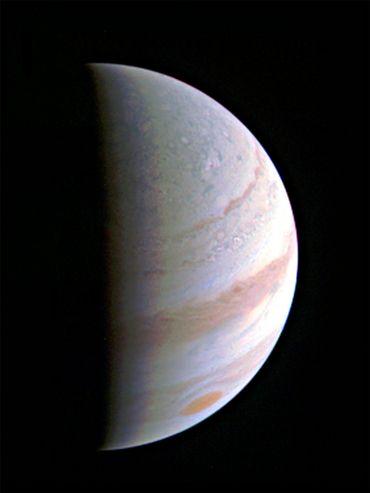 De nouvelles images de Jupiter dévoilées par la Nasa