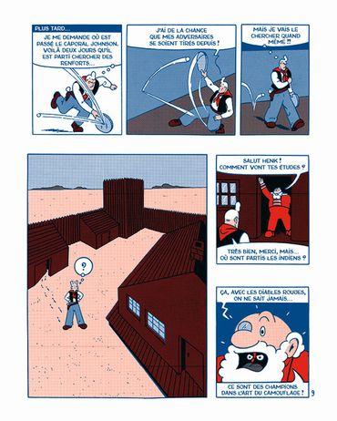"""""""Cowboy Henk et le gang des offreurs de chevaux"""" : western manifestement surréaliste"""