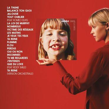 """On sait ce que contiendra """"Brol, la suite"""", la réédition augmentée de l'album d'Angèle"""