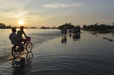 Près de 1500 morts dans les inondations en Inde, Népal et Bangladesh
