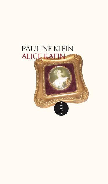 Alice Kahn de Pauline Klein