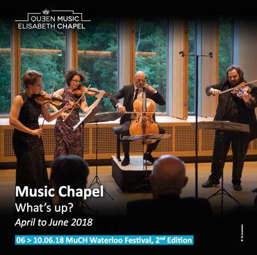 MuCH Waterloo Festival du 6 au 10 juin 2018