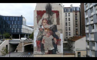 """""""Sky's the limit, les peintres de l'extrême"""" : des artistes sur le toit du monde"""