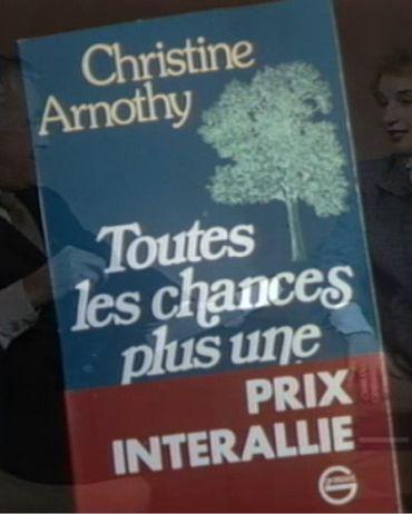 Décès de la romancière Christine Arnothy