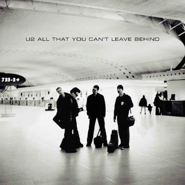 "U2 sort une réédition de ""All That You Can't Leave Behind"" pour ses 20 ans"