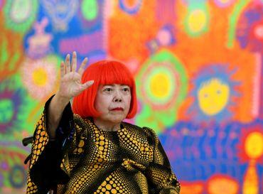 Yayoi Kusama, artiste japonaise