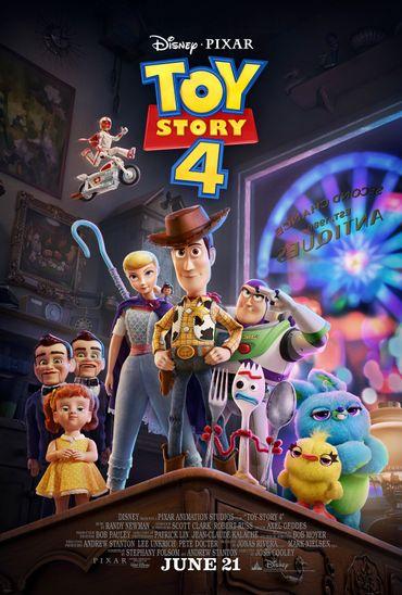 """""""Toys Story"""", une quadrilogie qui frôle le chef-d'oeuvre"""