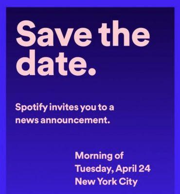Après son entrée en bourse, Spotify préparerait son arrivée dans votre voiture