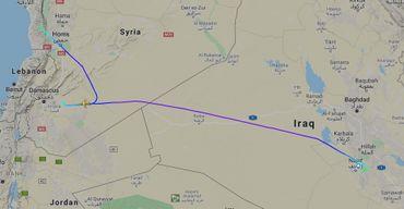 Un vol avec 172 passagers à bord évite des tirs de missiles et atterrit d'urgence