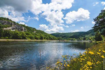 11 idées de randonnées autour des lacs de l'Eau d'Heure