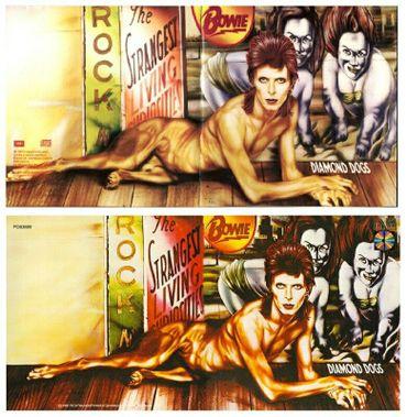 7 pochettes d'albums censurées