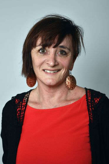 Nancy Ferroni est la porte-parole de la Croix-Rouge de Belgique