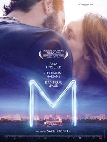 L'affiche de M