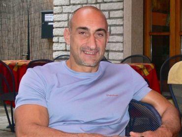 Domizzio Danieli, est décédé des suites d'un cancer au cerveau