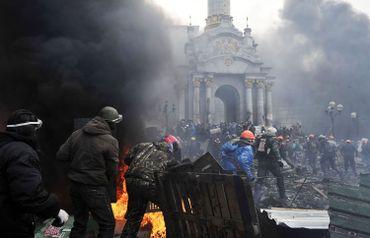Ukraine: les manifestants lancent l'assaut, au moins 25 personnes tuées ce jeudi