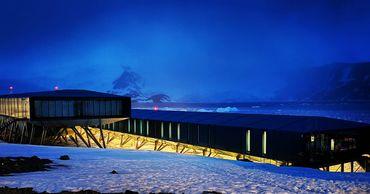 Nouvelle base brésilienne en Antarctique