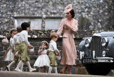 La princesse Kate était évidemment présente