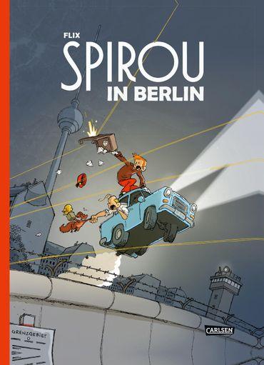 Spirou à Berlin: sortie le 30 août