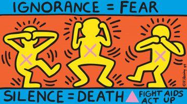 A Bozar, l'exposition  Keith Haring  est prolongée jusqu'au 21 juillet 2020