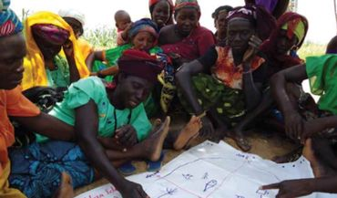 Mapping climate vulnerability in Dakoro, Niger. Adaptation learning programme for Africa