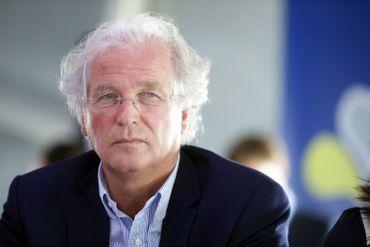 Le ministre Didier Gosuin.