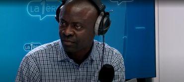 Dieudonné Wamu Oyatambwe, politologue à l'Ulg