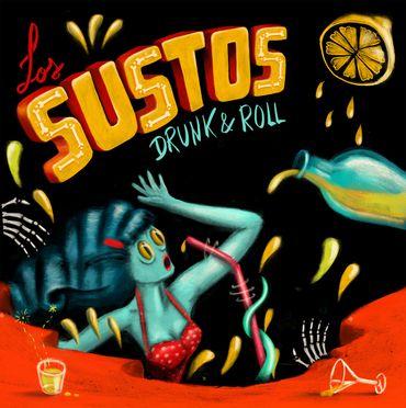 Rude: épisode 9 - Los Sustos chez les Carolos