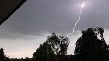 Grêle, coupures de courant, accidents: le point sur les orages de mardi soir, région par région